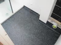 Professionally laid floor covering 2