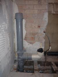 Soil stack vent pipe diy and home improvement for 80mm soil vent pipe