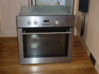 Diplomat Built In Oven Manual