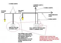 outside light wiring diagram uk outside image wiring diagram for garden lights jodebal com on outside light wiring diagram uk