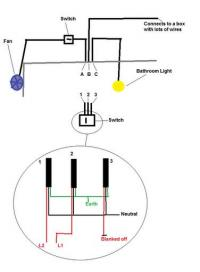 Box Trailer Wiring Diagram Australia in addition Switch moreover Dryer repair chapter 2 also I Was Fitting An Extractor Fan And Found This likewise  on light switch wiring diagram l1 l2