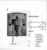siemens rdj10rf wireless thermostat wiring help diynot forums
