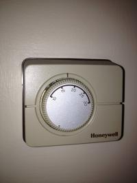 how to change old thermostat to programmable thermostat