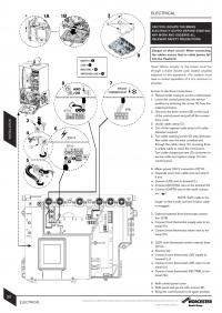 worcester bosch 40cdi - wiring new thermostat