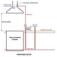 range hood wiring installation range image wiring shunt trip breaker wiring diagram images on range hood wiring installation