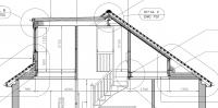 Add A Dormer additionally Pole Shed Designs Build An Affordable 10x12 Shed Yourself likewise All My Outdoor Shed Plans also Pitch Roofs Wood Construction Continued furthermore Framing A Cathedral Ceiling. on building a flat roof for shed