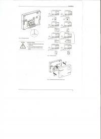 installing honeywell wireless room stat into s plan system